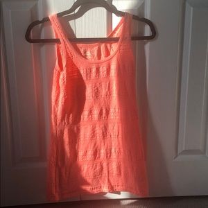 *6 for $30* Coral Mossimo Tank - Medium